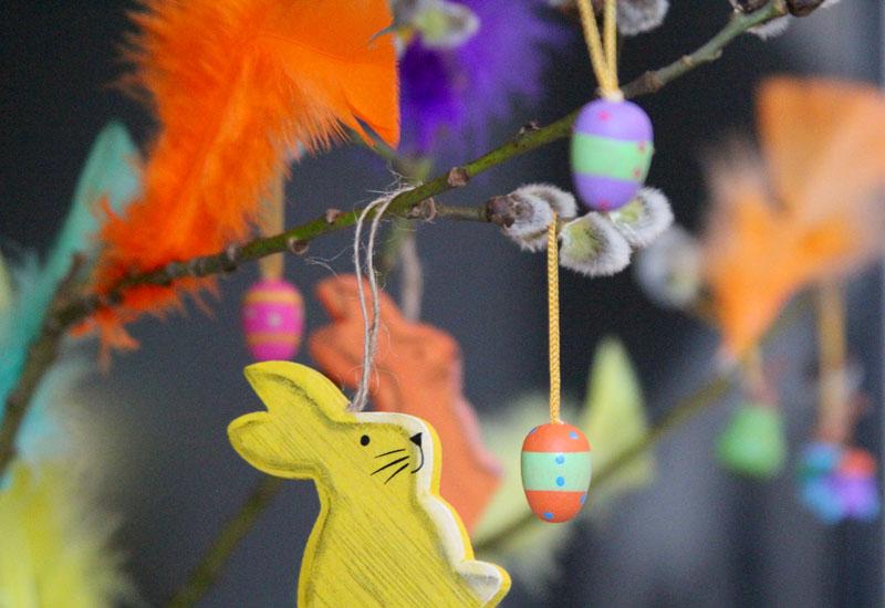 Pääsiäisiä, Onhan Noita